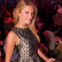 Sarah Arison | Social Profile