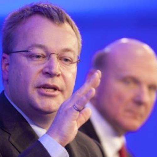 Fake Stephen Elop Social Profile