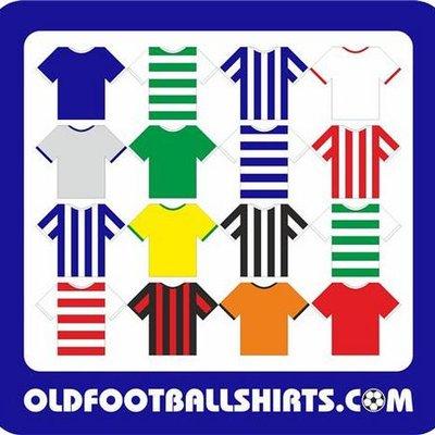 oldfootballshirts | Social Profile