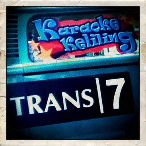 KarLing @TRANS7 Social Profile