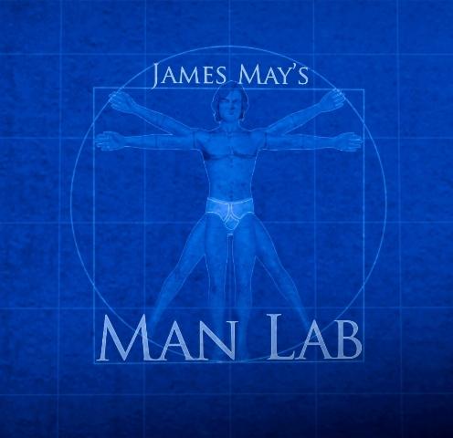 James May's Man Lab Social Profile