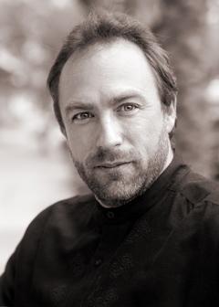 Jimmy Wales Social Profile