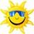 Sonne normal