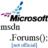 Microsoft Forums