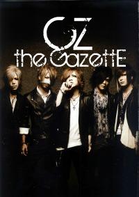 the GazettE CZECH