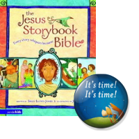 JesusStorybookBible Social Profile