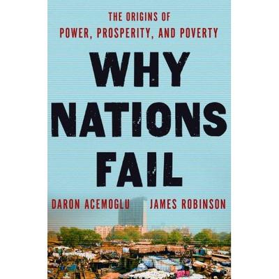 Why Nations Fail | Social Profile