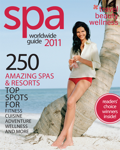Spa Magazine Social Profile