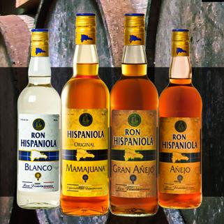 Rum Hispaniola CZ
