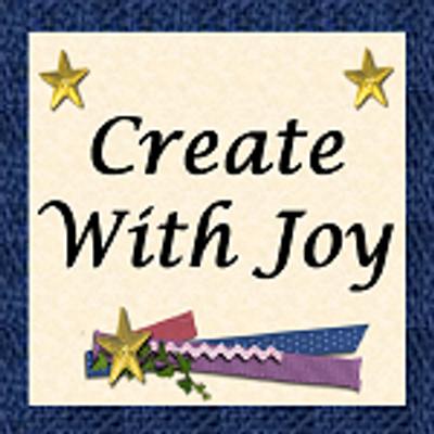 Create With Joy | Social Profile