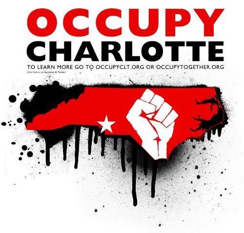 Occupy Charlotte Social Profile