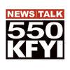 NewsTalk 550 KFYI Social Profile