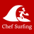 Chef Surfing Logo