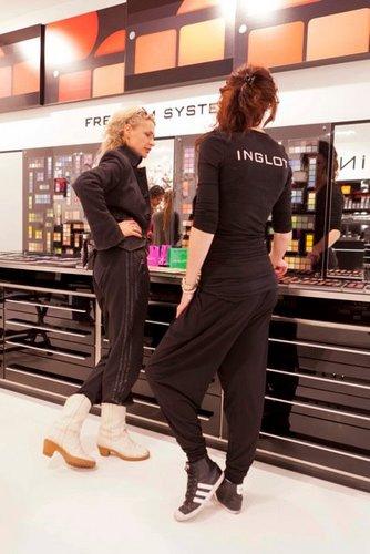 Inglot Cosmetics NL Social Profile