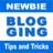 @NewbieBlogging