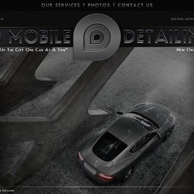 3D Mobile Detailing | Social Profile