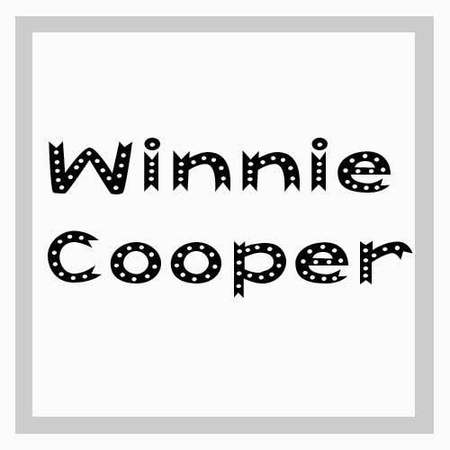 Winnie Cooper Social Profile