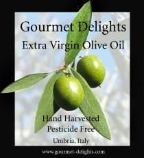Gourmet Delights Social Profile