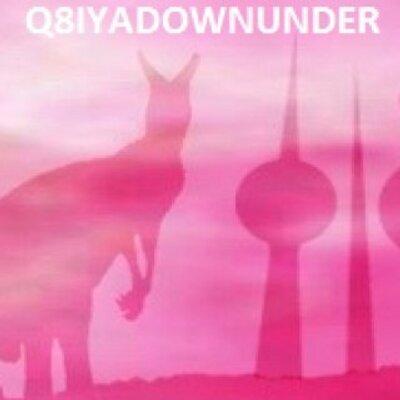 Q8iyaDownunder | Social Profile