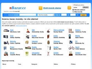 Bazar - Inzerce