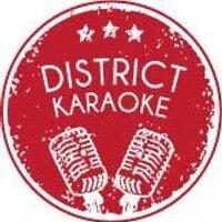 District Karaoke | Social Profile