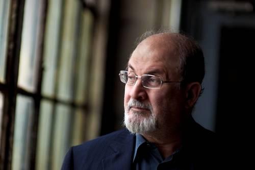 Salman Rushdie Social Profile