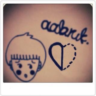 Aabruk, แอบรัก Social Profile