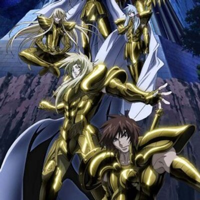 黄金聖闘士の画像 p1_20