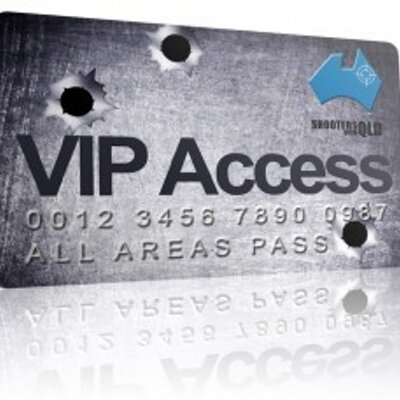 Vip Access Card | Social Profile