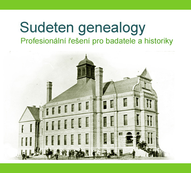 sudetengenealogy