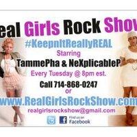 RealGirlsRockShow™ | Social Profile
