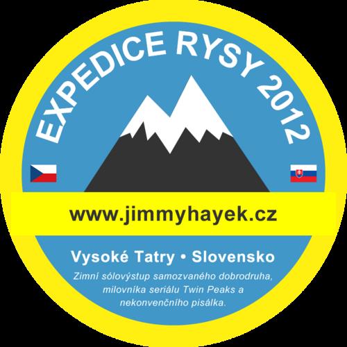 Expedice Rysy 2012