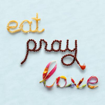 Eat  Pray  Love Social Profile