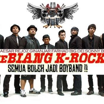 The Biang K-Rocks