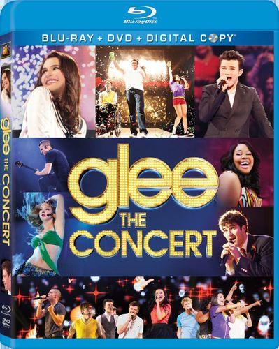 Glee 3D Movie Social Profile