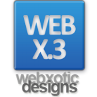 WebXotic Designs   Social Profile