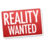 @RealityWanted