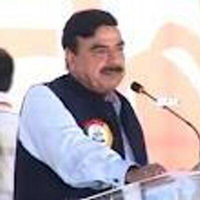Shaikh Rasheed Ahmed