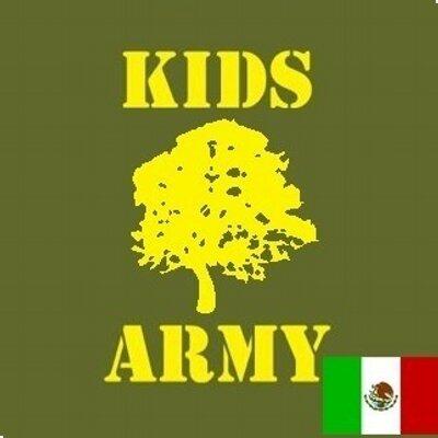 Kids Army Mexico   Social Profile