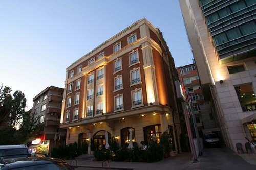 Ankara Gordion Hotel  Twitter Hesabı Profil Fotoğrafı