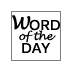 Word of the Day's Twitter Profile Picture