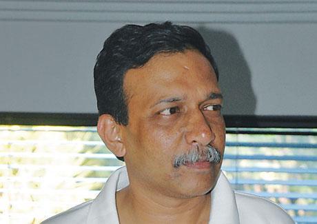 Anant Rangaswami Social Profile