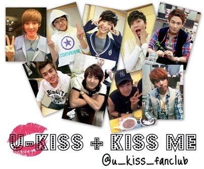 U-Kiss Social Profile