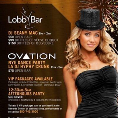 GVR Lobby Bar   Social Profile