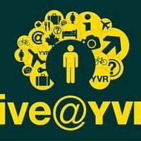 live@YVR   Social Profile