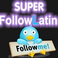 Super Follow LATINOS | Social Profile