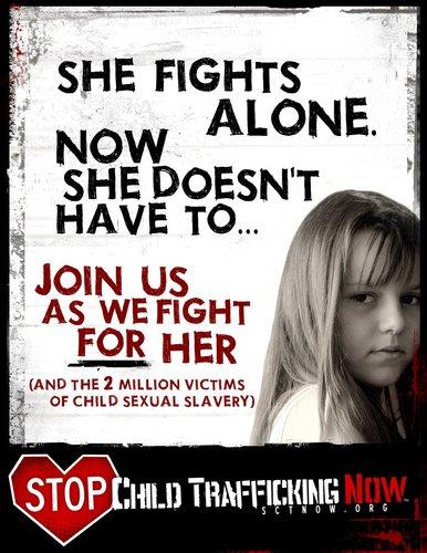 StopChildTrafficking Social Profile