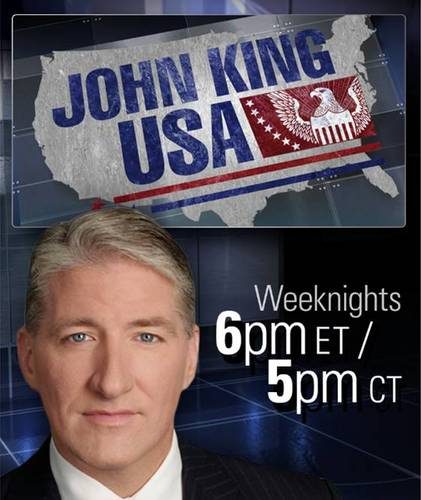 John King, USA Social Profile