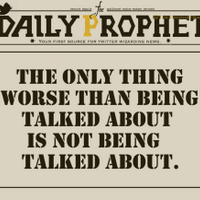 The Daily Prophet | Social Profile