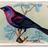 Bird bunting vintage image graphicsfairy006b normal